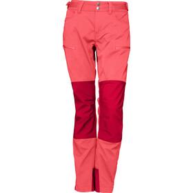 Norrøna Svalbard Heavy Duty Pants Dame crisp ruby